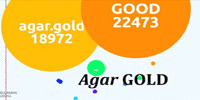 Agar.io Gold Edition
